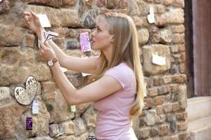 scrisori la Casa Julietei. Sfantul Valentin