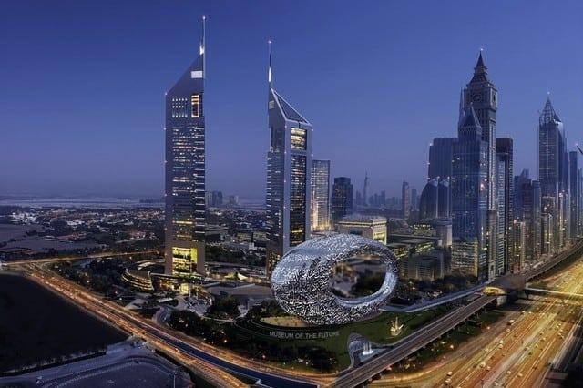 Muzeul Viitorului din Dubai