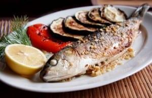 Carnea și peștele