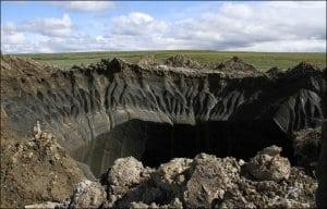 Cratere bizare
