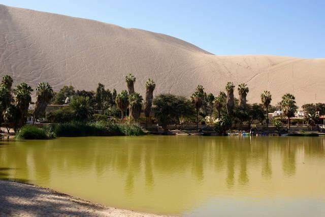 huacachina-oasi