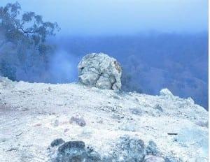Muntele care arde