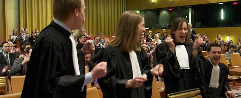 finala European Human Rights Moot Court Competition