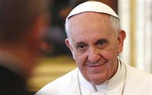 """Papa Francisc a adus un omagiu """"martirilor zilelor noastre"""", în Duminica Floriilor"""