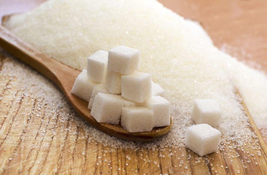 renunțați la pierderea în greutate de zahăr rafinat)