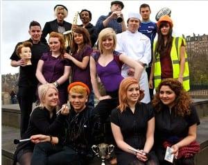 Edinburgh-Colleges-Festival - Spectacol