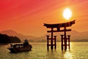 beautiful-lake-of-japan