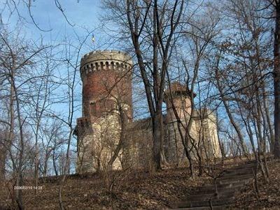 castelul-Vlad-Tepes-Parcul-Carol