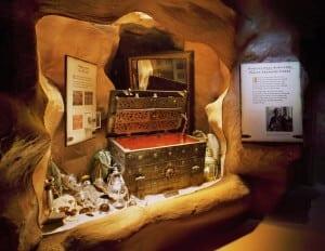 """A fost descoperită """"comoara"""" faimosului pirat William Kidd"""