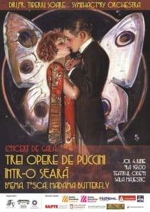 Trei Opere de Puccini