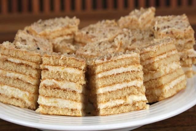 prăjitura de Savoia