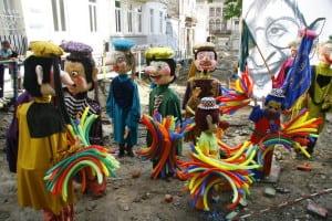 10 Papusile Gigant din Timisoara la Gala festCO