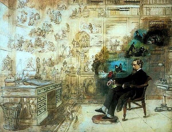 Dickens, scriitorul care a reușit să facă din personajele sale cuvinte de dicționar