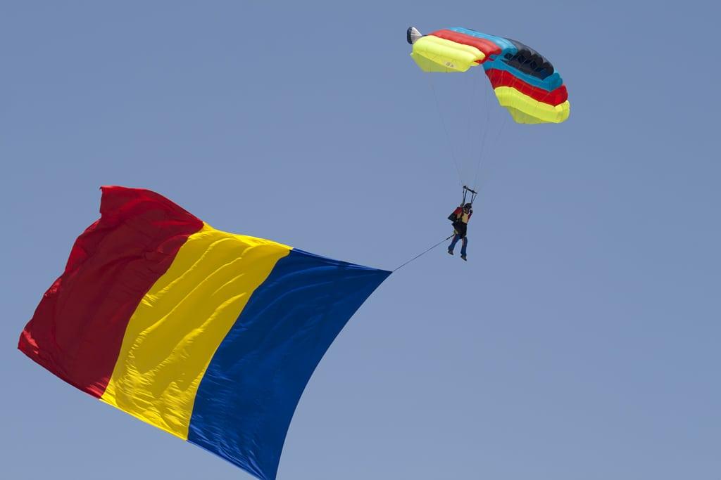 Ziua parașutiștilor militari