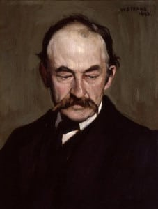 by William Strang - Thomas Hardy