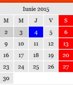 iunie