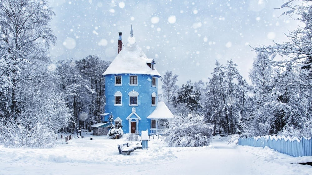 Moomin World, Finland