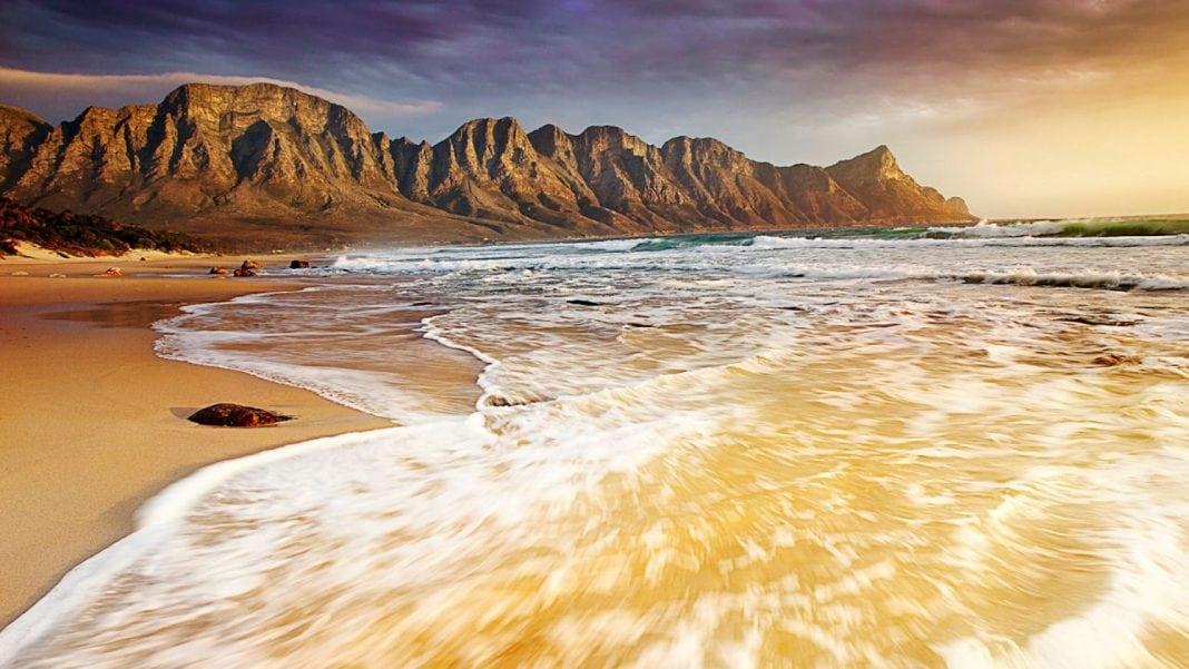 Partea de vest a Africii de Sud