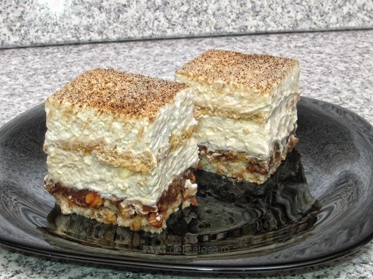Prăjitura Deliciul