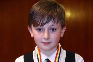 Micuțul Fabiani Pricsina, cel mai bun pianist din lume