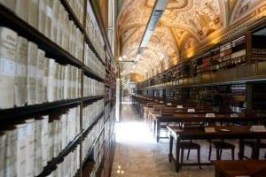 Vaticano, Biblioteca vaticana