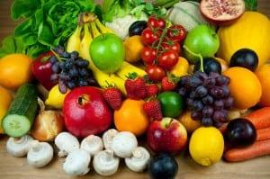 cassava fructe și legume