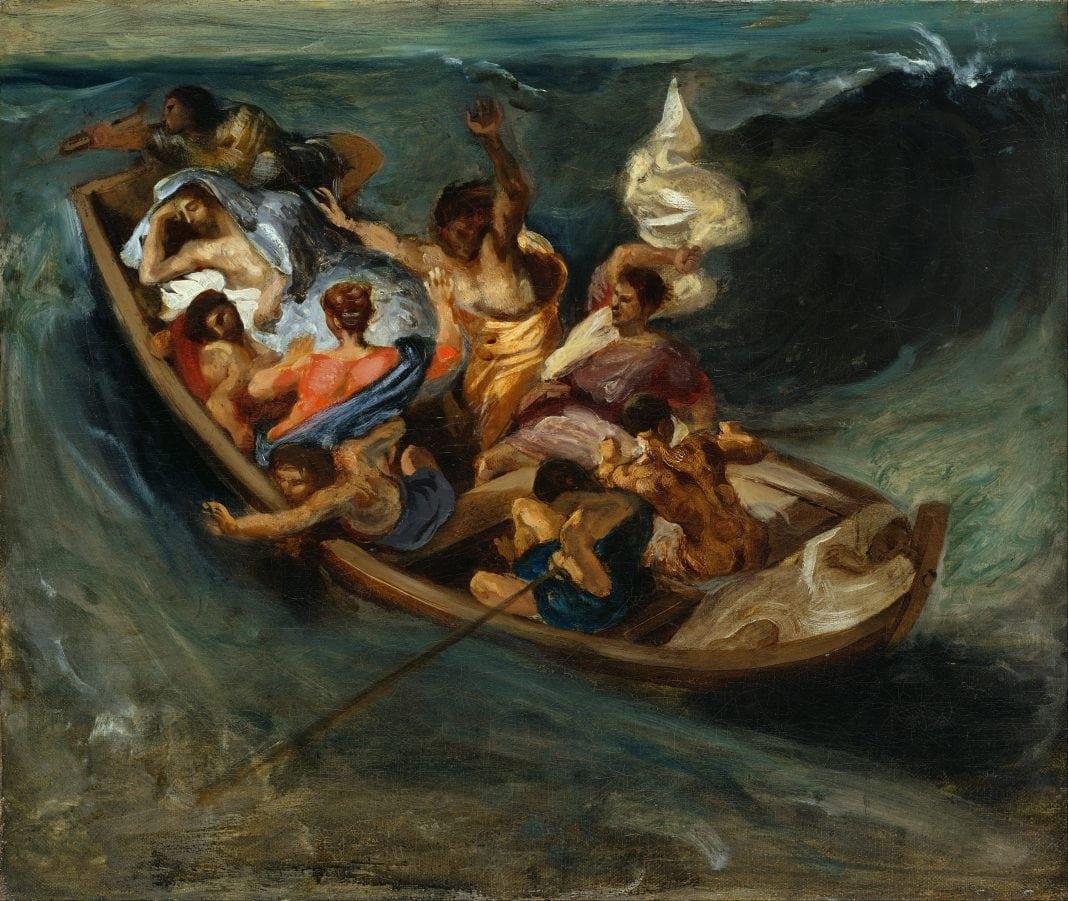 Eugène_Delacroix_-_Christ_on_the_Sea_of_Galilee_-_Google_Art_Project