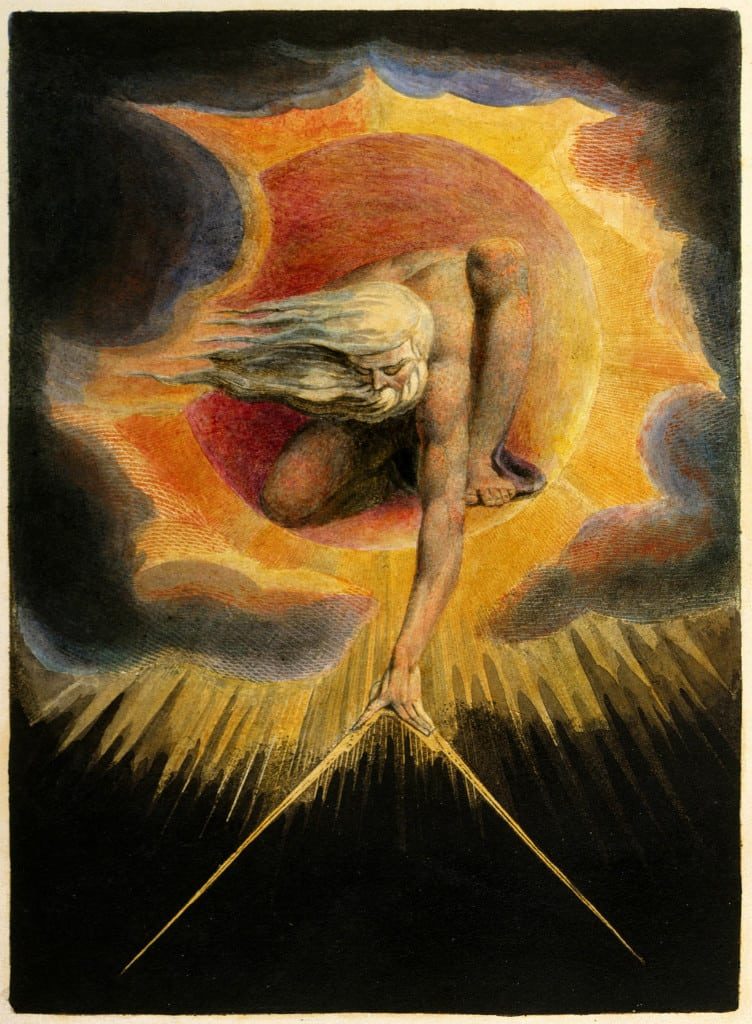 Facerea, William Blake