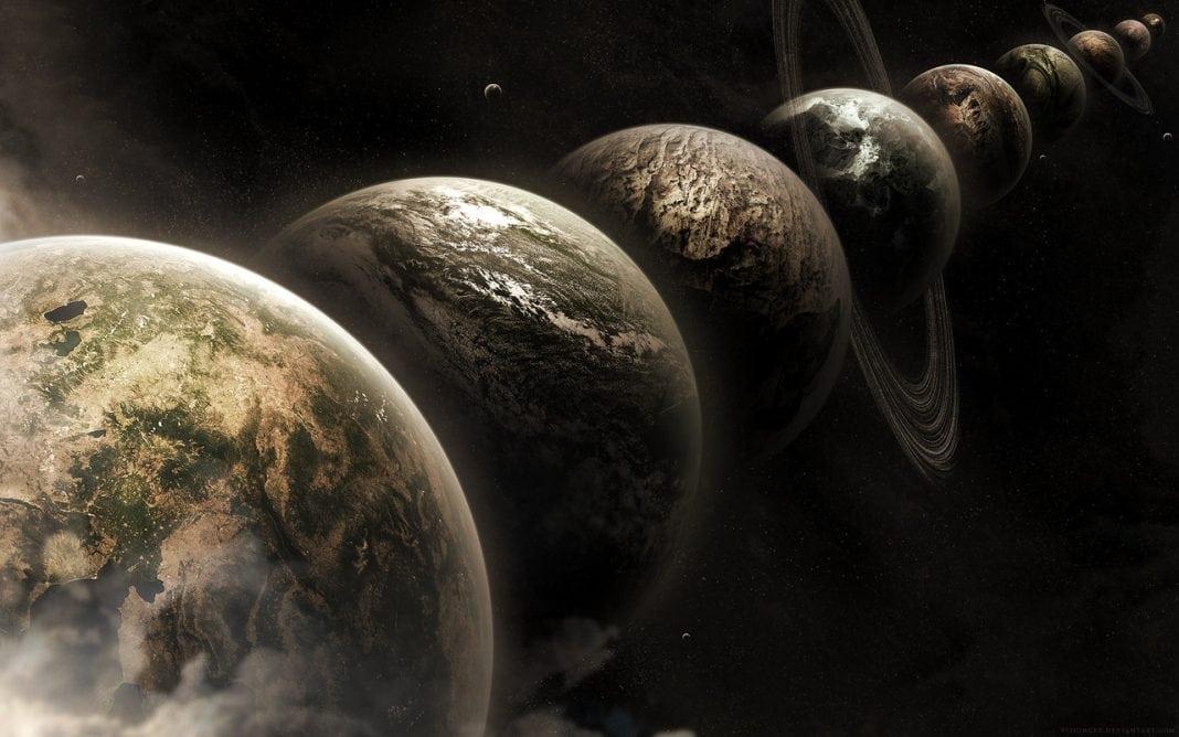 Universuri paralele