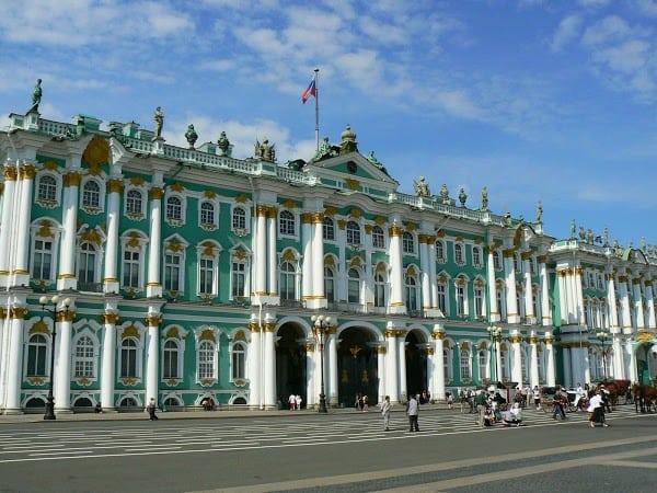 16. Ermitaj