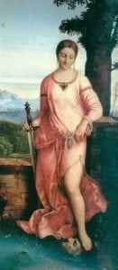 Giorgione, ludita