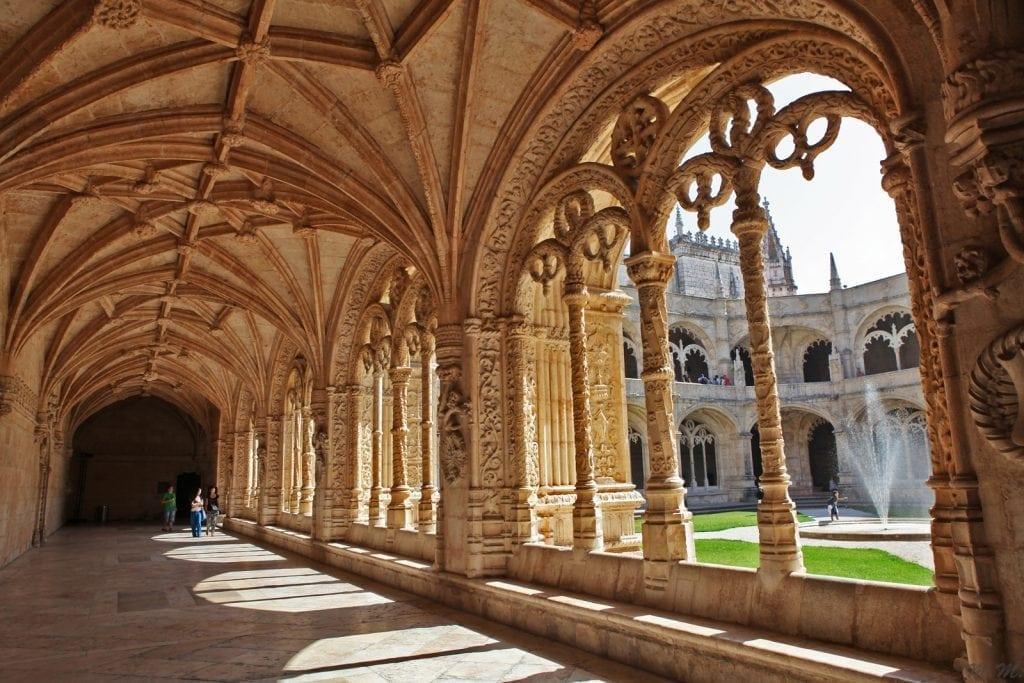 Jerónimos Monastery Lisbon 1