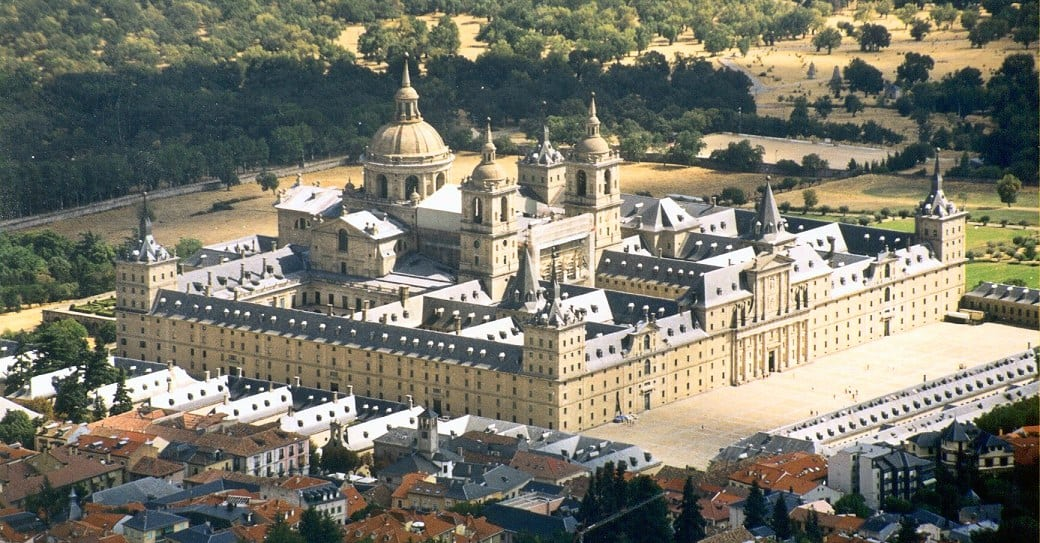 MADRID manastirea el escorial