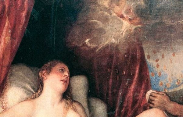 Titian, Danae2