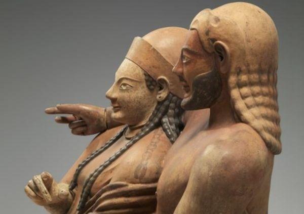arta etrusca