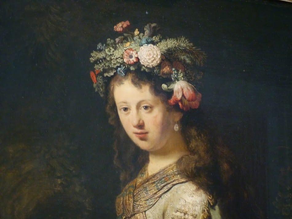 20. Nevasta lui Rembrandt
