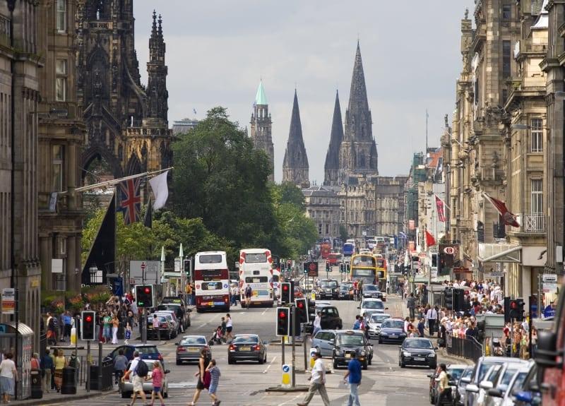 Edinburgh Marea Britanie