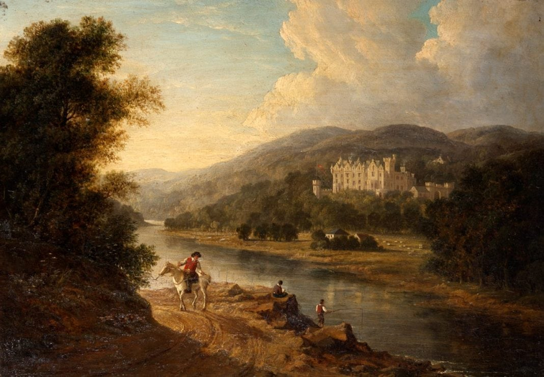 GREAT-SCOTT-By-permission-of-The-Abbotsford-Trust-PAINTING-OF-ABBOTSFOR
