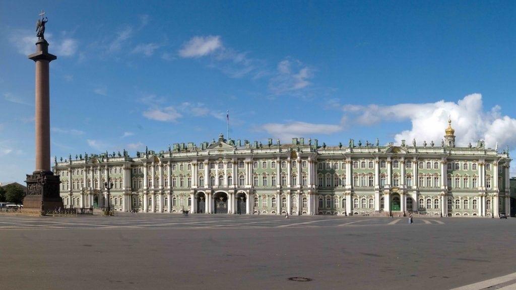 Hermitage-Museum-in-St.Petersburg-Russia