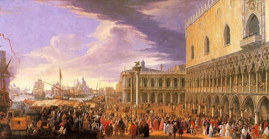 Primirea la Venetia