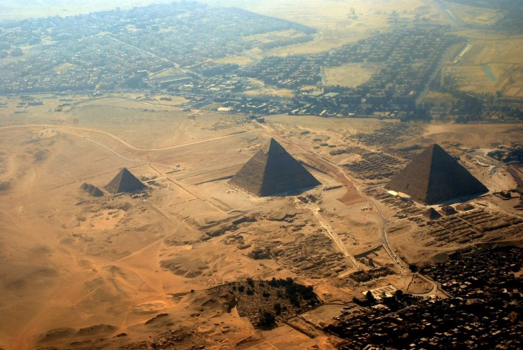 Cairo-Pyramides-of-Gizeh