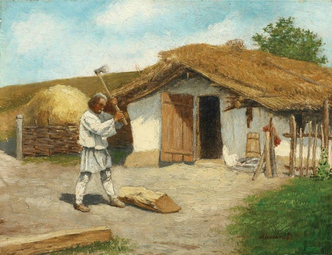 Satul românesc - metafora rezistenţei