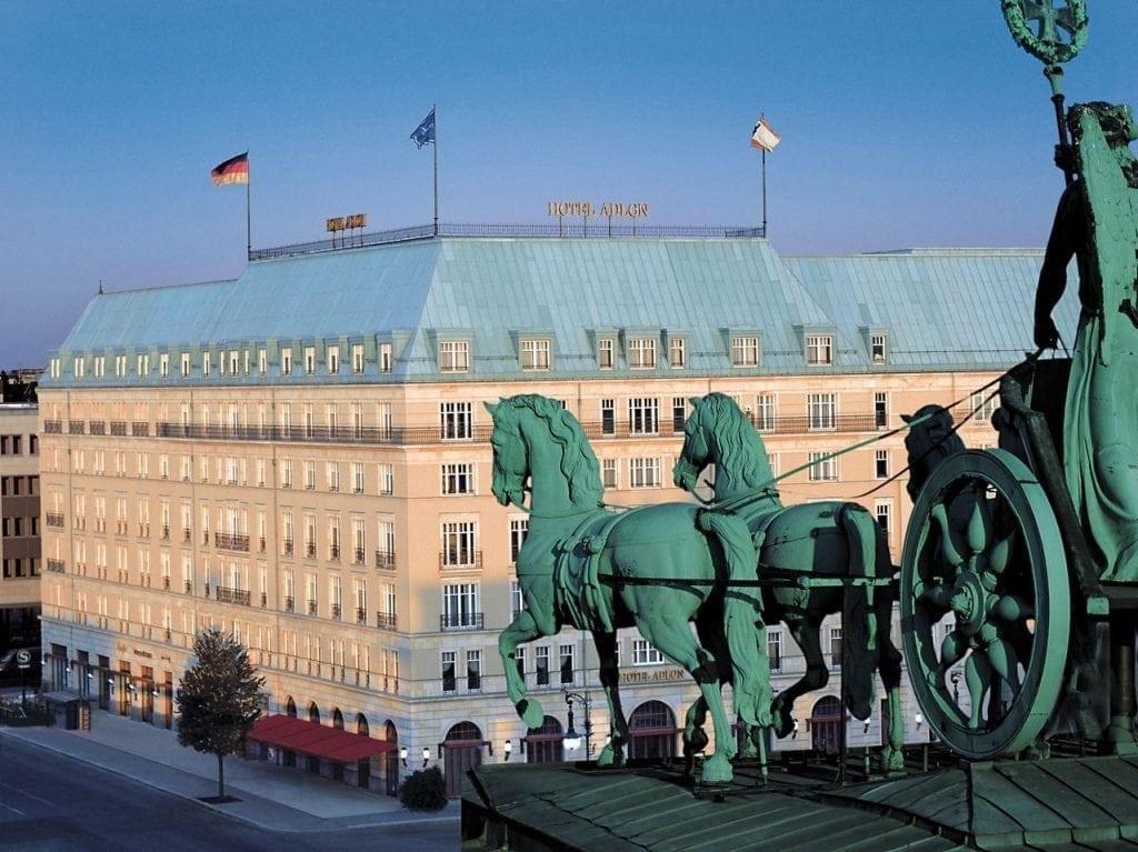 Hotel Adlon Kempinski Berlin - MuseumViews