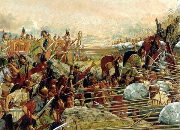 bătălia de la Benevent