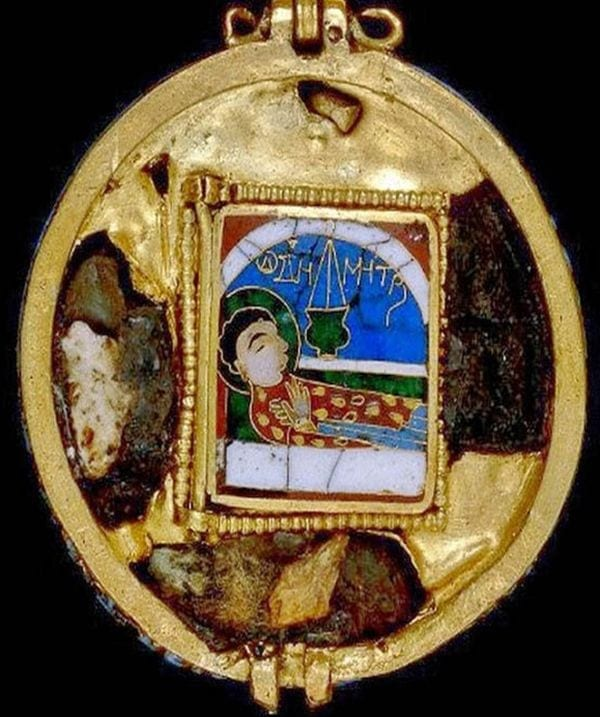 medalion-sf-dimitrie