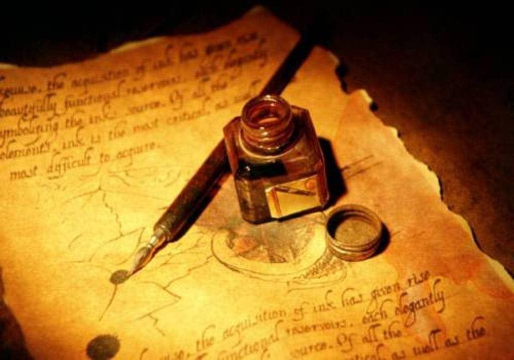 pluma-y-tinta-para-escribir