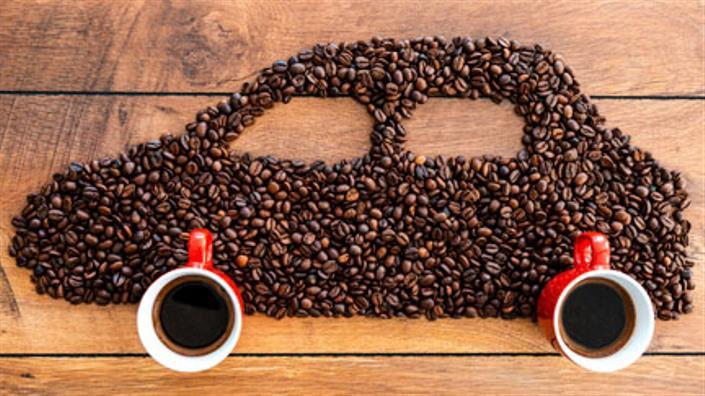 zațul de cafea