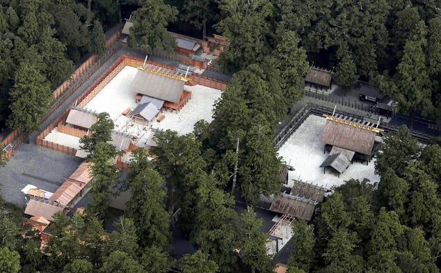 G7 Ise Shrine 5 Things To Know