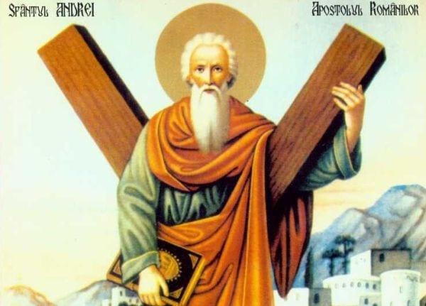 Bucură-te, Sfinte Andrei, Apostole!