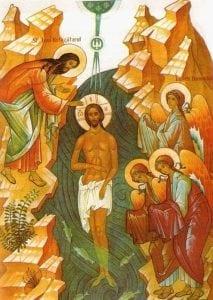 Ioan Botezătorul si Botezul Domnului